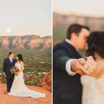 Arizona Elopement Venues: Sahara and Michael