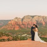 Sahara and Michael: Sky Ranch Sedona Wedding