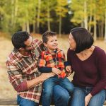Terbush Family: Aspen Corner Portrait Session