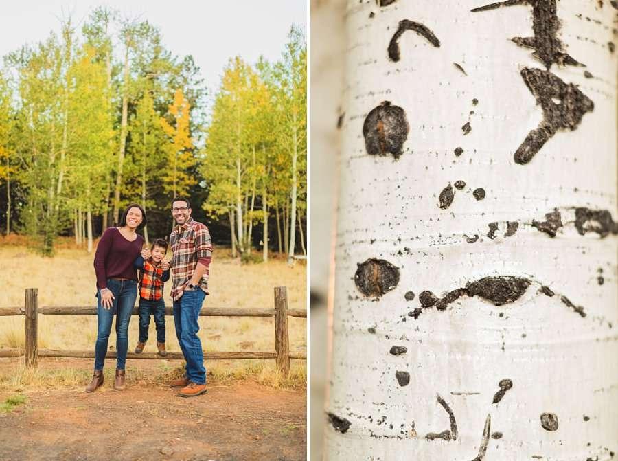 Terbush Family: Aspen Corner Portrait Session best photography locations