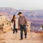 Northern Arizona Portrait Photography: Yesenia and Justin