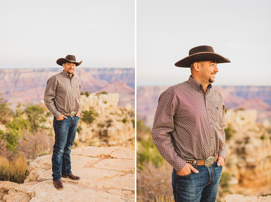 Yesenia and Justin: Northern Arizona Portrait Photography