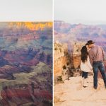 Yesenia and Justin: Grand Canyon Engagement Photographers