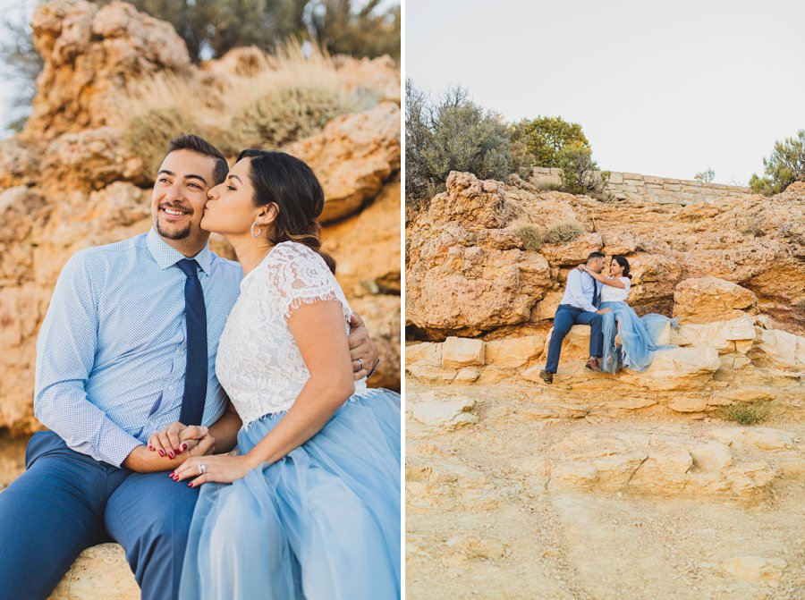 Yesenia and Justin: Northern Arizona Portrait Photography joy
