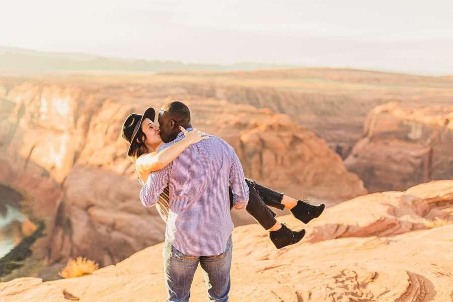 Ashlee and Rodney: AZ Destination Photographers best poses
