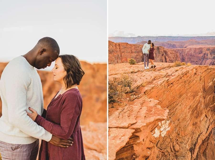 Ashlee and Rodney: AZ Destination Photographers intimacy