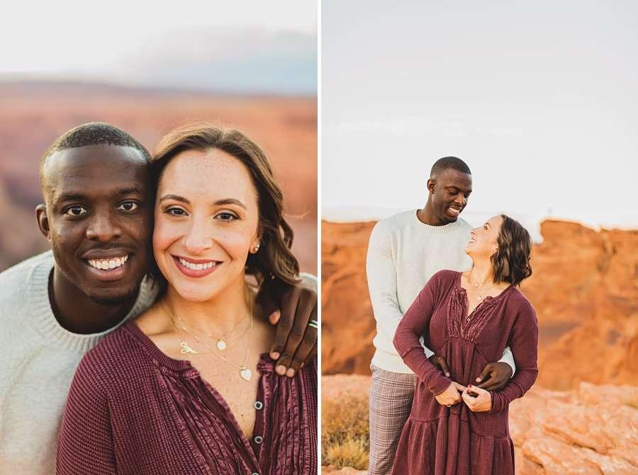Ashlee and Rodney: AZ Destination Photographers joy