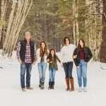 Winter Photography Northern Arizona: Ehler Family