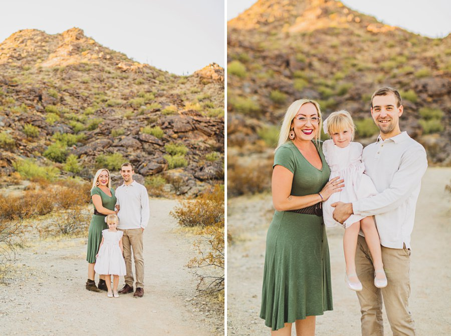 Martin Family: Arizona Family Photographers happiness