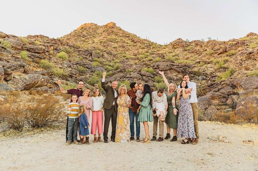 Martin Family: Phoenix Portrait Photography celebration