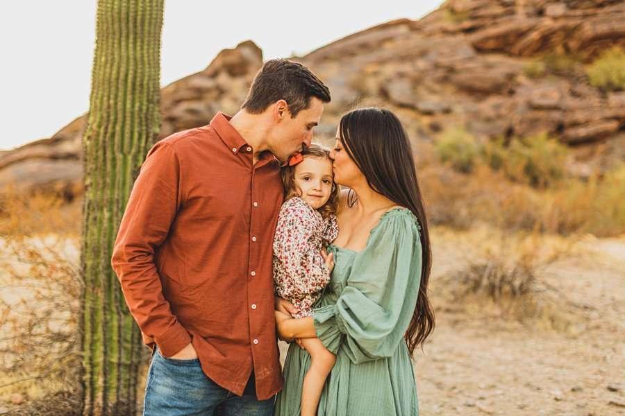 Martin Family: Phoenix Portrait Photography best poses