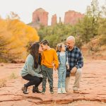 Sedona Arizona Photography: Serrano Family