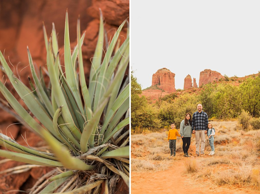 Serrano Family: Sedona Arizona Photography details