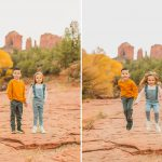 Serrano Family: Sedona Arizona Photography