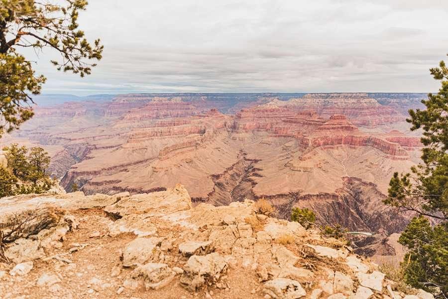 Ashlynn and Jacob: Elopement Photographers Grand Canyon landscapes