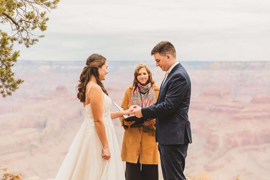 Ashlynn and Jacob: Elopement Photographers Grand Canyon life passages