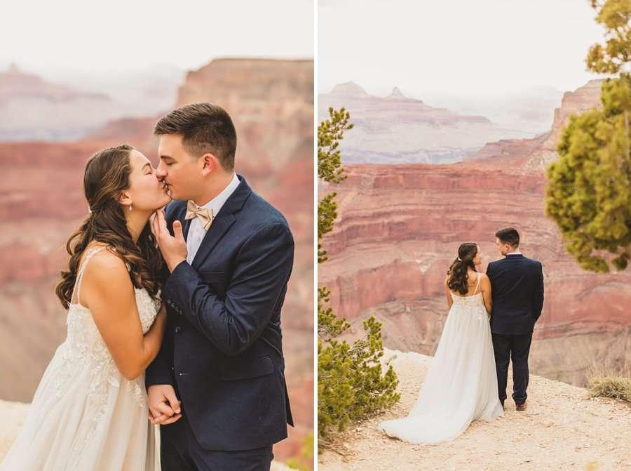 GC National Park Wedding: Ashlynn and Jacob unique wedding ideas