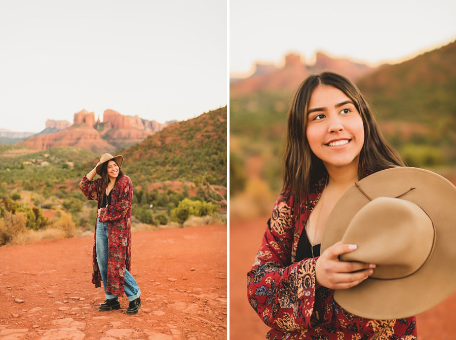Grace: Sedona Portrait Photographers AZ best locations sedona
