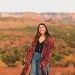Grace: Senior Portrait Photography Arizona