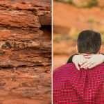 Samantha and Kevin: Cathedral Rock Sedona Engagement