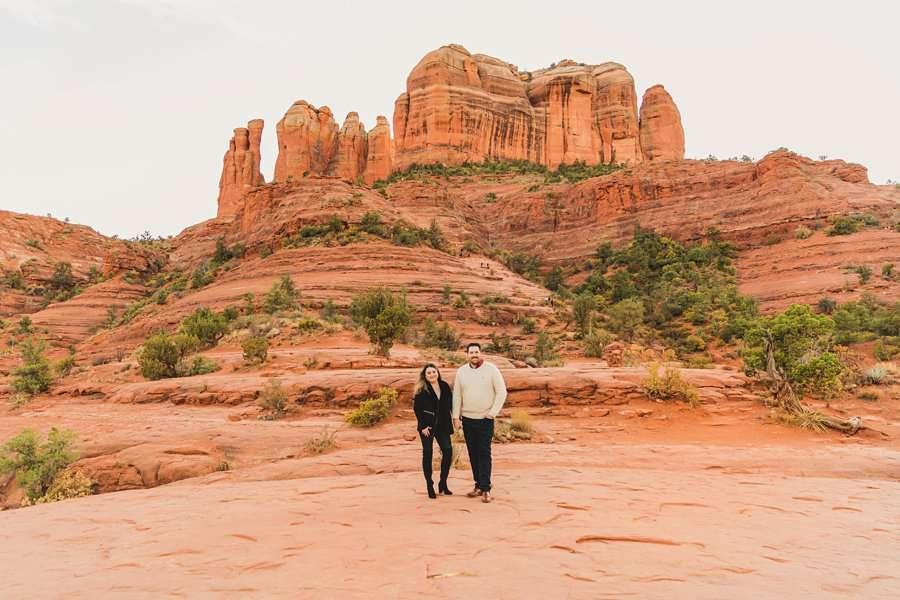 Samantha and Kevin: Sedona Arizona Portrait Photographers voted best in arizona