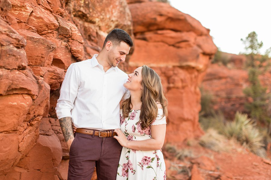 How to Plan the Perfect Sedona Proposal