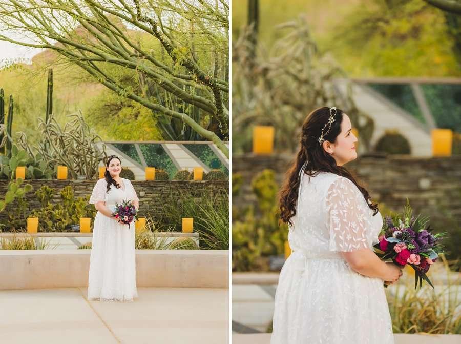 Shawna and Jason: Phoenix Arizona Wedding Photographers bridal portraits