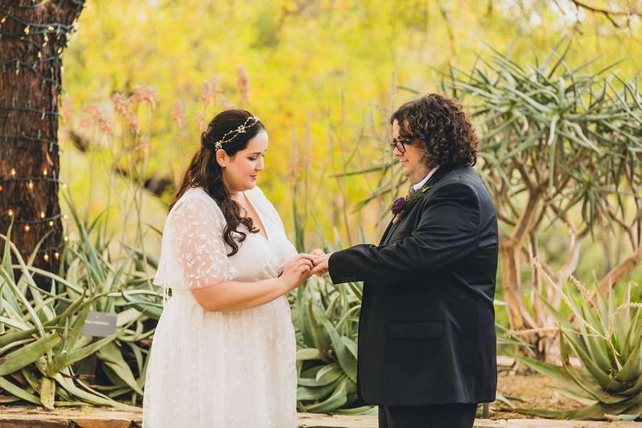 Elopement Locations Phoenix Arizona: Shawna and Jason