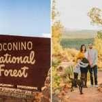 Hankins Family: Sedona Overlook Maternity Photography