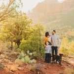Northern Arizona Portrait Photography: Hankins Family