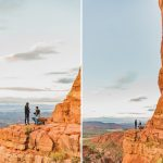 Red Rock Arizona Portraits: Kimber and Robb
