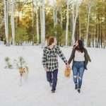Northern Arizona Winter Portraits: Natalie and Tanner