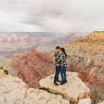 Couples Travel Photography Northern Arizona: Cristina and Cody