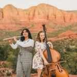 Northern AZ Senior Photographers: Grace and Estacia