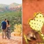 Saaty Photography: Red Rock Arizona Proposal