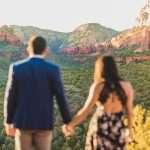Red Rock Arizona Proposal: Saaty Photography