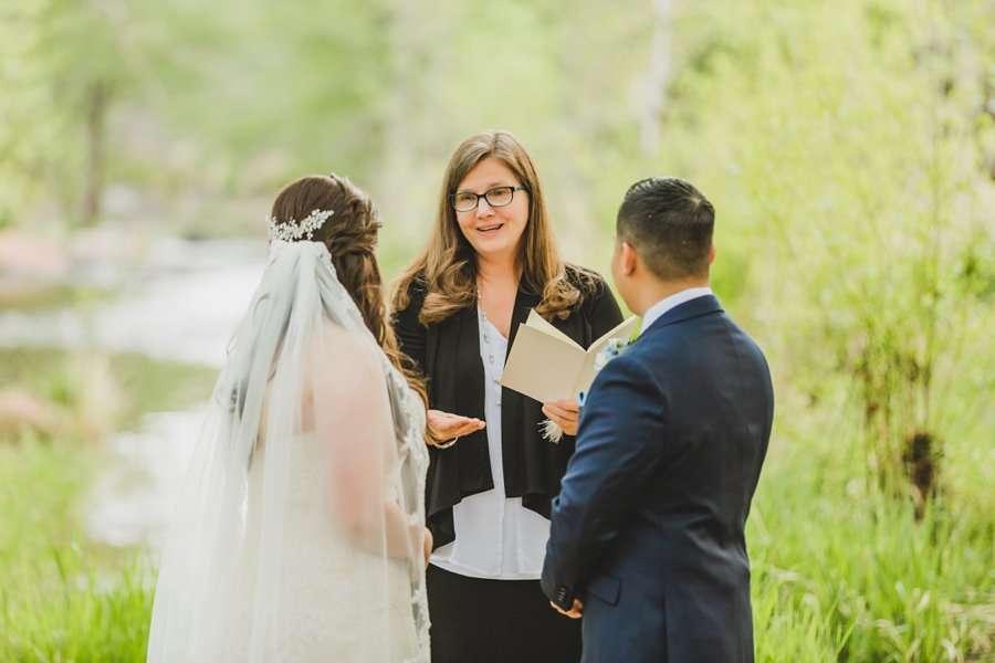 Bailey and Josh: Arizona Creek Wedding Photography 10