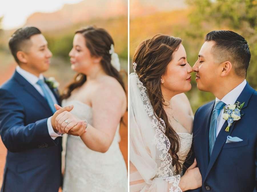 Bailey and Josh: Arizona Red Rock Wedding Photographers 4
