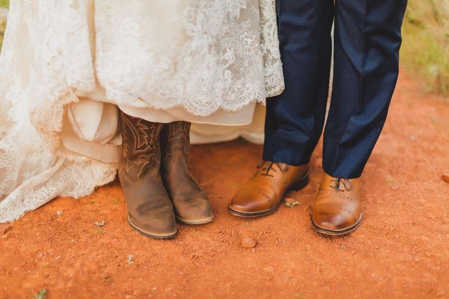 Bailey and Josh: Arizona Red Rock Wedding Photographers
