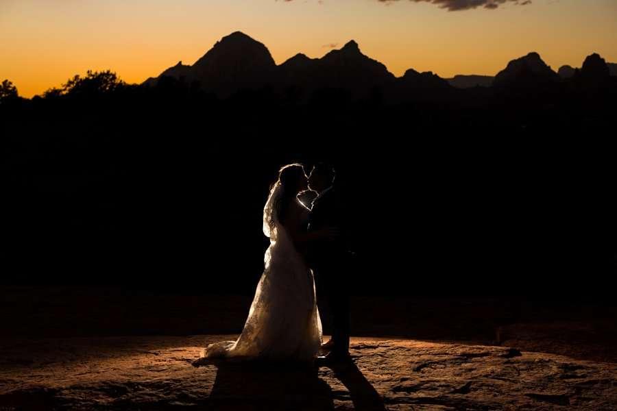 Bailey and Josh: Arizona Red Rock Wedding Photographers 2