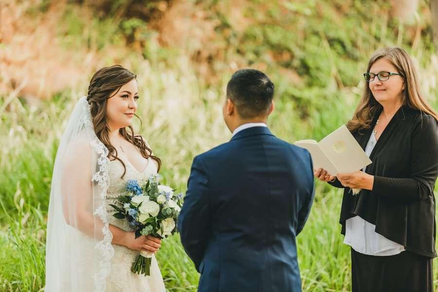 Bailey and Josh: Arizona Creek Wedding Photography 5