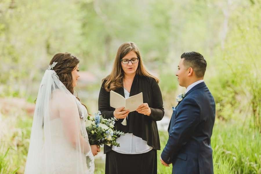 Bailey and Josh: Arizona Creek Wedding Photography 6