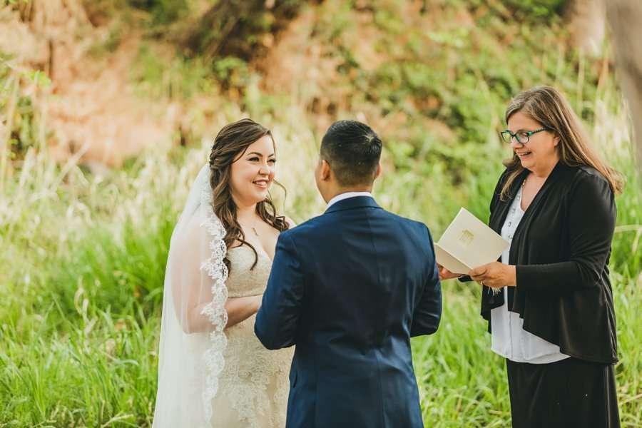 Bailey and Josh: Arizona Creek Wedding Photography 9